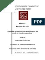 ENSAYO ARGUMENTATIVO LECTURA THOMAS KUHN.docx