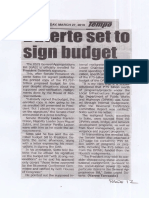 Tempo, Mar. 27, 2019, Duterte set to sign budget.pdf
