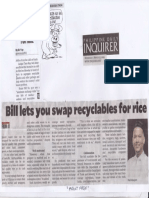 Philippine Daily Inquirer, Mar. 27, 2019, Bill lets you swap recyclables for rice.pdf
