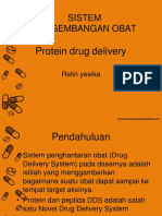 Protein Drug Delivery