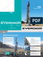 Down the Hole Drill Rigs (D700) Catalog