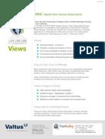 "Valtus ""Views"" Service Brochure"