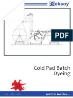Cold Pad Batch