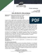 Gel de silice - fiche technique.pdf