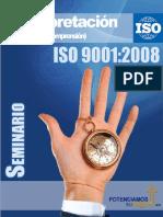 PSN Sem Interpretacion ISO 9001 2008 Material