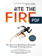 Ignite the Fire - The Secrets to Building a Successful Personal Training Career.pdf