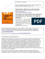 Utilization of Coal Combustion Ashes for the Synthesis of Ordinary and Special Cements.pdf