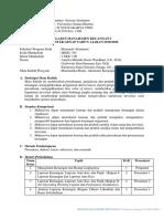 Silabus Manajemen Keuangan 2019