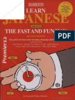 Learn Japanese the Fast and Fun Way