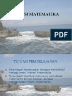3.1 Induksi Matematika.ppt