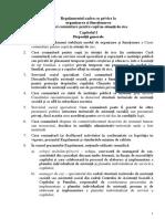 Ro 390 Regulament Casa Comunitara Reviz Grup de Lucru