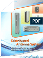 Comba - Distributed Antenna System