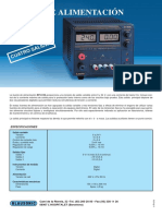 Manual Font Dalimentació EP-613