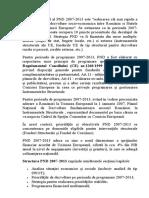 Obiectivul Global Al PND 2007