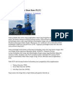 Menghitung Plant Heat Rate PLTU