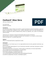 Prospect Carbocit Aloevera