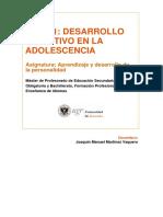 Tema 1 AyDP-Desarrollo Cognitivo 2018-19