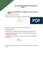 MODALITATEA DE ORGANIZARE SI DENUMIRE A DOCUMENTELOR TEHNICE.docx
