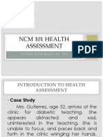 NCM 101 HEALTH ASSESSMENT PPT 1.pptx