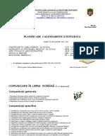 Cls i Planificare Calendaristica Integrata CD Press
