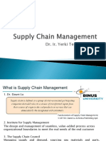 06 Supply Chain Management