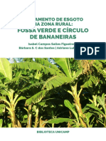 Fossa Verde e Círculo de Bananeiras UNICAMP