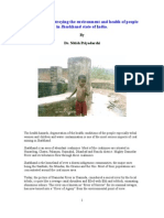 Health Hazards in Coal Fields- A Case Study.