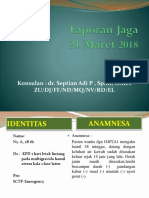 Lap Jaga 06.03.2018 Sc Kpd
