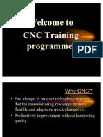 CNC Programming Presentation
