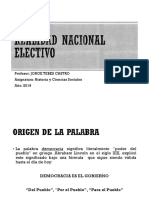 Prueba de Nivel Democracia Ppt General