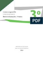 Ciencias Naturales 3Basico Matriz de evalaucion.pdf