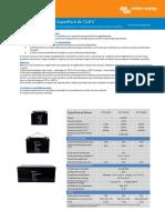 Datasheet 12,8V Lithium SuperPack FR
