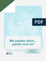 Ceja Espanhol Unidade 3