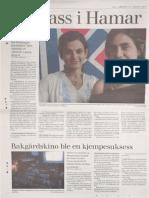 11 | Treff | Pa plass i Hamar | Norway | Dreamhamar
