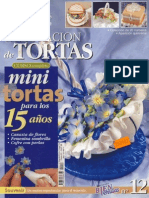 Curso Decoracion de Mini Tortas