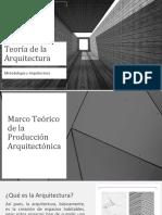 260319_Metodología y Arquitectura