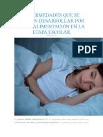 ENFERMEDADES QUE SE PUEDEN DESARROLLAR POR MALA ALIMENTACIÓN EN LA ETAPA ESCOLAR.docx