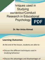 2_Techniques in studying behaviour.pdf