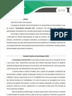 6º, 7º e 8º SEMESTRE CCO 2021 - PRODUÇÃO TEXTUAL INTERDISCIPLINAR - A Farmacêutica ImunoVita S/A