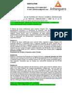 2° e 3° SEMESTRE 2019 - PRODUÇÃO TEXTUAL INTERDISCIPLINAR - A FÁBRICA DE FACAS MULTINAÇÃO PARA COZINHA VERGARA S A.