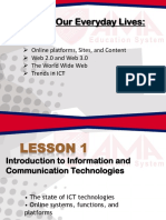 [L1] Introduction to ICT