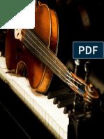 Violin Piano y Flamenco