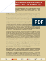 Misiones guaraniticas. Ramón Gutierrez