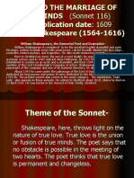 sonnet 116 analysis