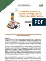 ESTRATEGIA 11+ 1 secundaria