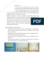 Kelebihan dan Kekurangan menggunakan Hemasitometer.docx