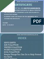 CERTIFICATE SAVE EARTH -SHRUYUKTA.pptx