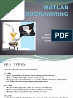 New Matlab Programming