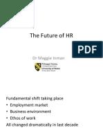 El futuro de RRHH