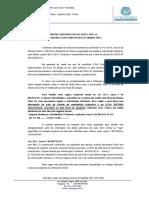Informativo n 04-2019 - Emissao NFe Com ST